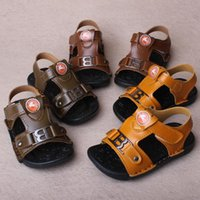 bebe wedges - Soft Flexible Boys Shoes Baby Kids Shoes Boy Bebe Sapato Infantil Newborn Barefoot Sandals Hand Stitching Without Glue