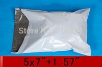 Wholesale PE White grey mailing bags Self seal plastic envelopes poly mailer bags quot x quot quot cm x cm Totally