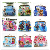 cell phone number - Girls Bag New European Style Frozen and Minions and Mickey Iron Buckle Purse Number of Multicolor Fashion Shell Package