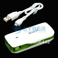 Wholesale Hotspot Portable G Mobile Wireless MiFi WiFi Router Broadband