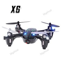 remote control helicopter - Model on Hubsan X4 H107C G Remote Control Drones X6 RC Quadcopter CH RC Helicopter with Camera and Light Christmas Gift