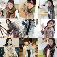 ladies designer scarf - Chiffon Scarf Women Blue And White Slik Scarf Female Designer Brand Ladies Scarves Shawl Foulard Femme Scarves Spring Summer