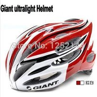 Wholesale New type integrally molded ultralight Giant bicycle helmet safely EPS giant cycling helmet colors