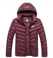 men winter down coat jacket - Classic Mens hooded Down Coat Outdoor Wear Winter New Men s Coat Warm Duck Down Jacket Men