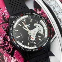 Wholesale Brand New Mens Wrist Watch Luxury Silicone Date Automatic Men Watch