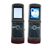 t-mobile cell phones - HOT SELL V3 Quadband Refurbished Original Razr AT T T Mobile Unlocked Cell Phone Via DHL