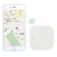 Wholesale Bluetooth Tracker Child Bag Wallet Key Pet Smart Finder Locator Mini GPS Locator Alarm LIF_822