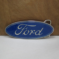 Wholesale Buckle home fashion auto brand belt buckle with silver finish FP