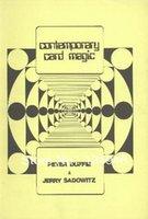 magic card tricks - Jerry Sadowitz Peter Duffie Contemporary Card Magic PDF ebook magic tricks close up magic Card magic