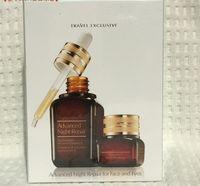 Wholesale famous brand Travel esxclusive set face cream Advanced Night Repair ml eye cream ml