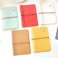 Wholesale New High Quality Travel Leather Passport Holder Card Case Protector Cover Wallet Bag DHL