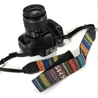 Wholesale Hot Sales Chinese Style Vintage Camera Shoulder Neck Strap For SLR DSLR Nikon Canon Sony SM54 SM54