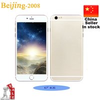 Wholesale 2015 Cheapest inch Goophone i6 Dual Core MTK6572 G Show GB GB Android Show G Smart Phone Dual Camera