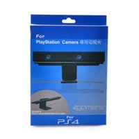 Wholesale Durable TV Clip for PlayStation Camera Black