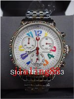 michele watch - NEW ARRIVAL Factory Seller Brand Michele MW03M25A1933 CSX Carousel Quartz Chronograph Women s Watch