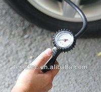 air chuck gauge - Heavy duty Dual Head Tire Inflator Air Chuck w Pressure Gauge Car Tire Chcuk