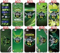 Cheap Canberra Raiders phone cases For iPhone 6 6 Plus 5 5S 5C 4S iPod Touch 5 For Samsung Galaxy S6 Edge S5 S4 S3 mini Note 5 4 3