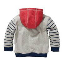 airplane clothes - Boys Winter Warm Airplane Gray Hoody Tops Sweatshirts Boys Clothing Hoodies Baby clothes Sweatshirt Coats T