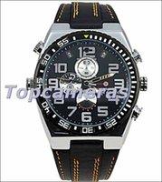 Wholesale Q Wristwatch P HD IR spy Camera GB Wristwatch watch spy Video Wristwatch dvr Night Vision Watch spy DVR