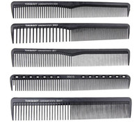 anti static tools - Hot Sale Hair Style Comb Hair Styling Tools Plastic Anti Static Professional Salon Comb High Quality