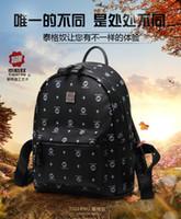 backpacks handbags laptop - Fashion Handbags Designers New Brand Backpack PU Leather Double Shoulder Bag Men Women Sport Bag Laptop Backpack School Bag