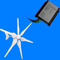 600W generator - 600W AC V Wind Turbine Generator Blades Carbon Fiber With Wind Charge Controller Good