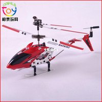Cheap Wholesale sculls 3.5 through infrared remote control helicopter remote control aircraft remote control helicopter helicopter