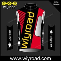 jersey paypal - Accept custom order custom cyclist vest sleeveless cycling jersey paypal cycling jacket windstopper vest with very good price