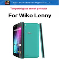 best hd package - For Wiko HD definition H hardness tempered glass screen protector with the best price with retail package