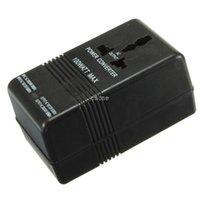 regulator voltage regulator - W Dual Channel Voltage Converter Adapter AC V V to V V Up Down power Transformer Regulator Travel