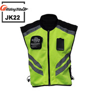 Wholesale 2014 new Tour de France Reflective Vest Breathable Cycling Clothing Bike Bicycle Cycle Vests Jacket JK