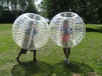 Wholesale good quality mm TPU m diameter bubble soccer bubble football body zorb ball cheap buy