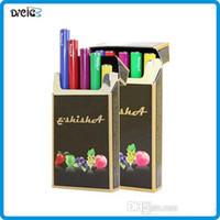 Cheap E-Shisha Pen Disposable electronic cigarettes e-shisha e-hookah E-Shisha E-SHISHAcolorful ESHISHA pen 500 puffs free shipping