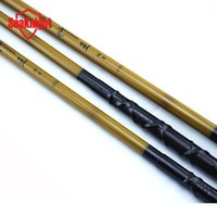 bamboo fishing pole - Tri Poseidon Good Quality m Bamboo Carbon Material Segments Hand Fishing Rods Carp Fishing Pole Fishing Tools