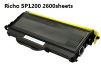 printer ricoh - Printer Toner Cartridge SP1200 Sheets RICOH Aficio SP1200SF SP1200S