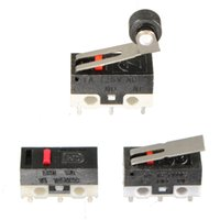 Wholesale Price Set of Ultra Mini Microswitch SPDT Sub Miniature Micro Switch Lever Types Hot Sale