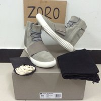 Cheap Factory wholesale free DHL yeezy boost 750 Kanye West Yeezy 750 Boost Athletic Boots Ankle Boots Basketball With Shoes Box and tag