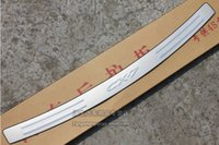 Wholesale Mazda CX High quality stainless steel Rear bumper Protector Sill CX7