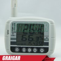 az displays - AZ8808 Temp RH Logger LCD AZ Large LCD Display Temperature and Humidity Recorder Datalogger