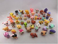 Wholesale LPS Littlest Pet Shop Petshop Pets Figure HasBro Mini Toys For Children Figures Children Gift at Random