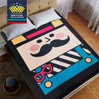 bedspread designs - New Design Cartoon Printed Mattress Cover For Kids Adults Twin Full Queen King Fitted Cover Bed Sheet Bedspread