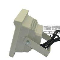 8 de matriz de puntos de la lámpara de relleno ligero inteligente del tráfico infrarrojo ciudad segura infrarrojo 12V CC lámpara de infrarrojos de alta potencia