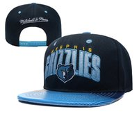 Wholesale Grizzlies Snapbacks Baseball Caps Sports Hats