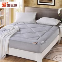 bamboo cotton bedding - ll bamboo fitted cotton antibiotic thickening cotton padded fitted meters bed