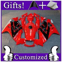 Wholesale ABS Fairing for Honda CBR F3 red black fairing CBR600F3