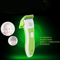 best electric clippers - Cheap Best Price Adjustable Electric Baby Hair Cutting Machine Professional Hair Trimmer Clipper Cut Beard Shaver For Children Razor Device