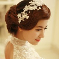 Cheap Fascinators Hair Accessory Best Rhinestone/Crystal  Wedding Accessory