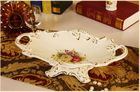 act trays - Creative household act the role ofing is tasted furnishing articles compote European fruit basin candy dishes dry fruit tray