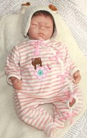 Cheap silicone vinyl reborn baby doll Best collective alive baby doll