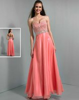 Reference Images A-Line Sweetheart 2015 Chiffon Crystals Sequins WOW Prom Evening Dresses 6031 A Line Sweetheart Beading Zipper Floor Length Winter Formal New Celebrity Gowns